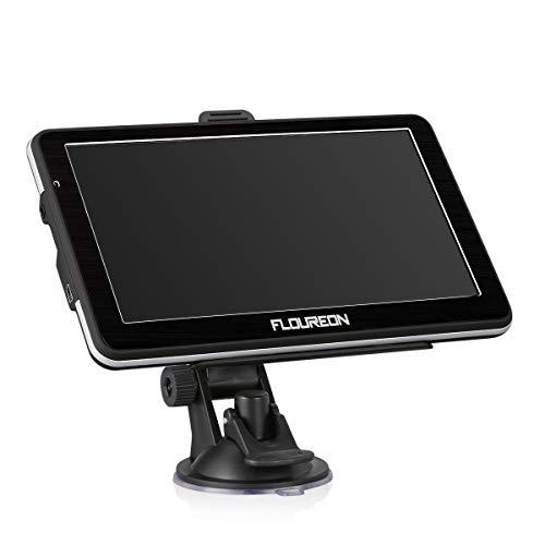iYoung GPS per Auto, Navigazione Portatile per Auto da 7 Pollici, Navigatore satellitare GPS per Auto da 256-8 GB, Aggiornamento mappe a Vita