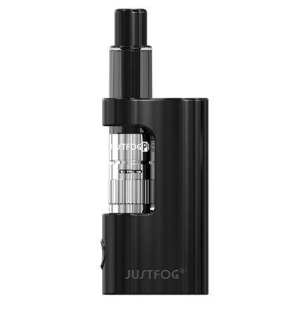 Justfog - Kit Compact P14A - 1.9 ml - 900 mAh - Colore: Nero - Senza nicotina e senza tabacco - Non in vendita ai minori di 18 anni