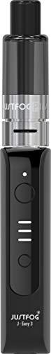 Justfog® sigaretta elettronica Kit P16A 900 mAh Black (Prodotto senza nicotina)