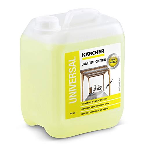 Karcher Accessorio Per Idropulitrice - Detergente Universale RM 555 - 5 lt per tutti i modelli