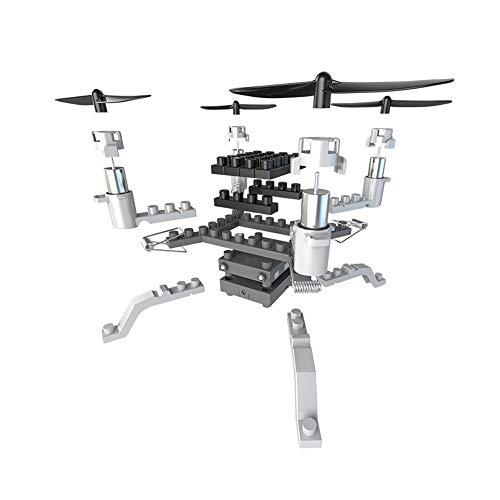 Koi Drone molletta Innovativo, può trasportare Diversi aeromobili Oggetto, Scienza di trasformazione Gratuita Fai-da-Te e educazione Programmazione educazione droni Giocattolo