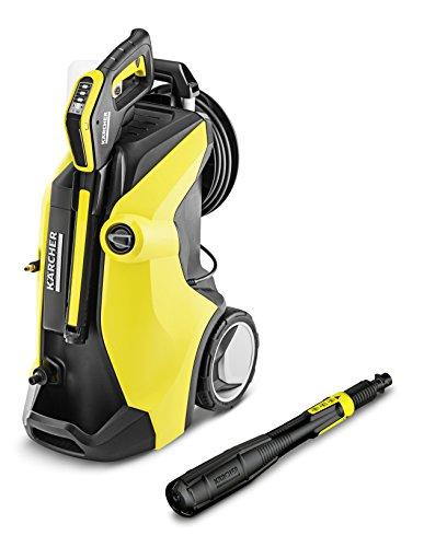 Kärcher 1.317-130.0 Pulitore ad Alta Pressione K 7 Premium Full Control Plus, 220 V, Giallo/Nero, senza accessori