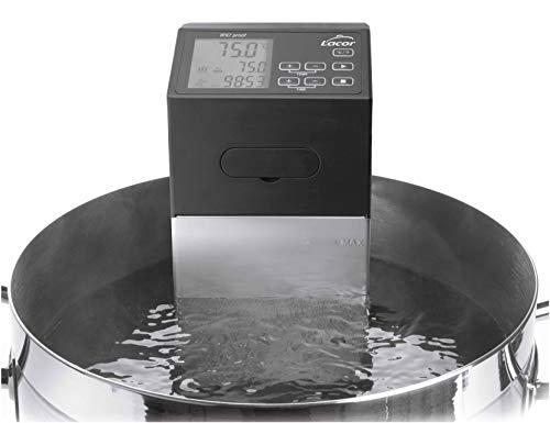 Lacor - Fornello a bassa temperatura, 1400 W