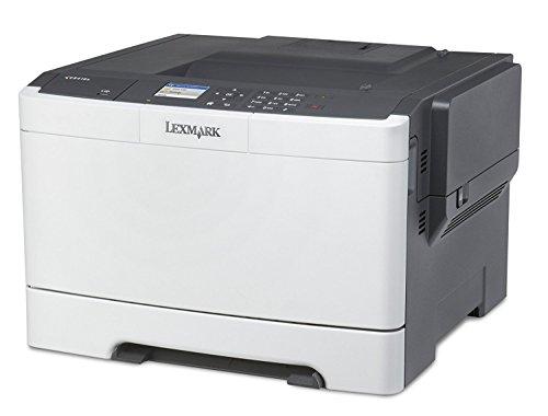Lexmark CS417dn Colour 2400 x 600DPI A4 - laser/LED printers (2400 x 600 DPI, 75000 pages per month, PCL 5c,PCL 6,PDF 1.7,PPDS,PostScript 3,XPS, Laser, 800-6000 pages per month, 3500 pages)