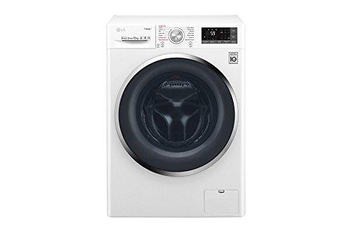 LG F4J7JY2W lavatrice 10 kg A+++