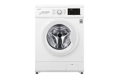 LG FH2J3WDN0 lavatrice Libera installazione Caricamento frontale Bianco 6,5 kg 1200 Giri/min A+++