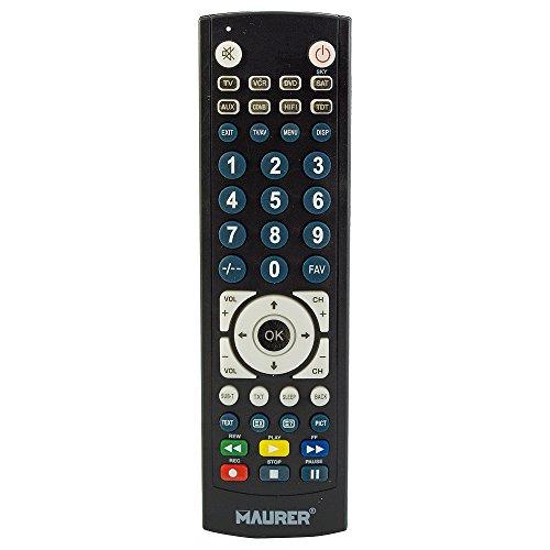 Maurer 19100001 - Controllo universale 8 dispositivi