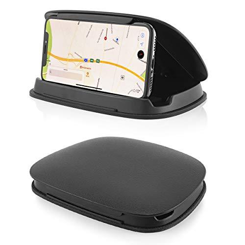 MidGard Supporto da Auto Universale per cruscotto per Smartphone, navigatore satellitare ECC. M