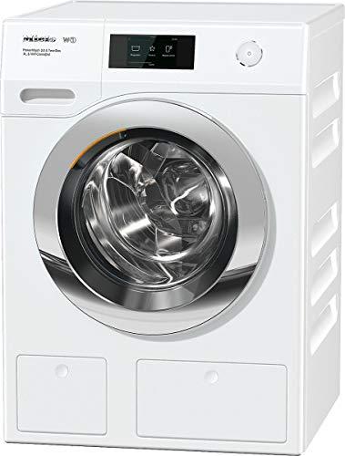 Miele WCR870 WPS PWash2.0&TDos XL&WiFi lavatrice Libera installazione Caricamento frontale Bianco 9 kg 1600 Giri/min A+++-40%