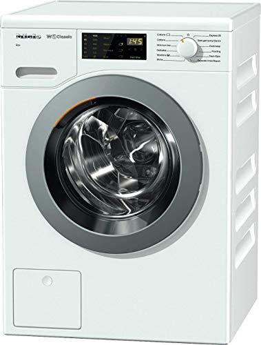 Miele WDB020 Eco Lavatrice (Libera installazione, Carico frontale, 7kg, 1400RPM, A+++, LED), Bianco