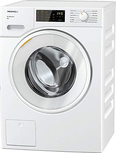 Miele WSD 123 WCS, Lavatrice Standard, A+++ -10%, 50 dB, 1400 rpm, Carico Frontale, 8 kg, Bianco