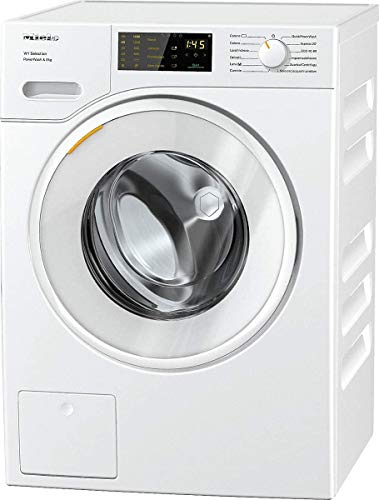 Miele WSD 323 PowerWash WCS, Lavatrice Standard, A+++ -20%, 50 dB, 1400 rpm, Carico Frontale, 8 kg, Bianco