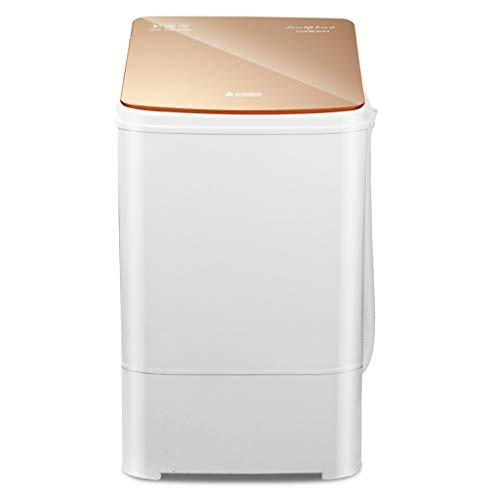 Mini Lavatrice 3.0KG / 6.6Lbs capacità di Lavaggio Piccola Rondella per Bambini Portatile Ed Essiccatore Rotante per Uso Domestico Lavatrice Semi-Automatica Lavaggio Disidratazione Integrazione