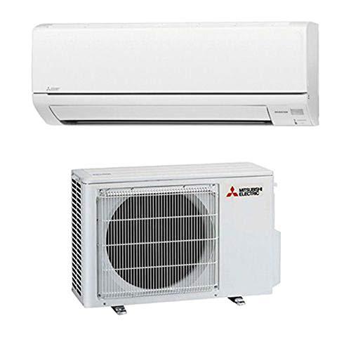 Mitsubishi Electric MSZ-DM25VA Climatizzatore Inverter Monosplit Pompa di Calore, 2.5 W, Bianco, 25