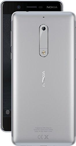 Nokia 5 Smartphone da 16 GB, Argento TIM