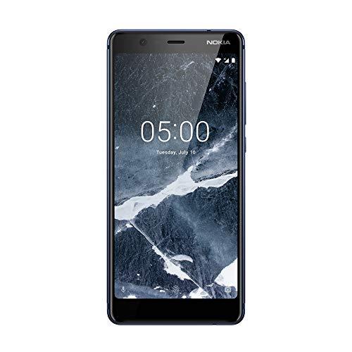 Nokia 5.1 Smartphone da 32 GB, Blu [Italia]