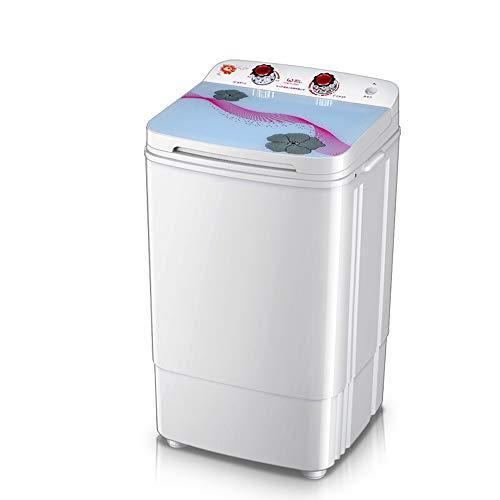 OCYE Mini Lavatrice   per Campeggio   Lavaggio Automatico   da Viaggio  con Funzione di Rotazione   Funzione di Sicurezza   Fino a 7.8 kg   380 Watt Max.