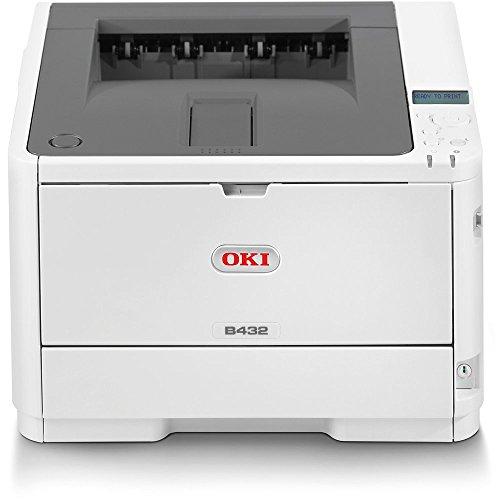 OKI B432dn Stampante con tecnologia LED, A4, monocromatica, fronte/retro, 40 pagine/minuto