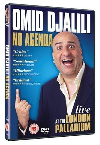 Omid Djalili : No Agenda - Live At The London Palladium [Edizione: Regno Unito] [Edizione: Regno Unito]
