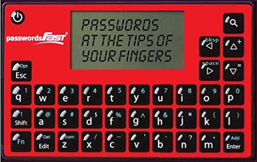 PasswordsFast, rubrica elettronica per custodire le password (lingua italiana non garantita)