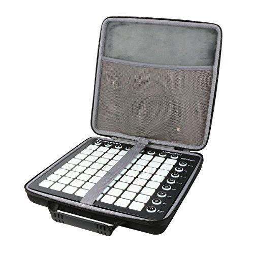 per Novtation Launchpad Mk2 Ableton Live MIDI DJ Controller Viaggiare Conservazione il Trasporto Valigia Scatola Borsa Costodie di co2CREA