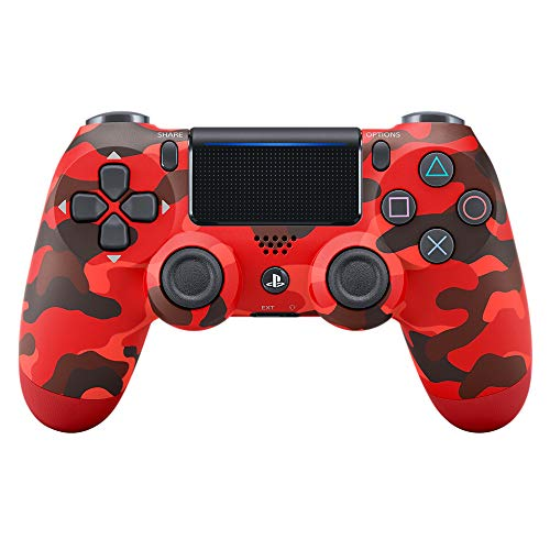 Playstation 4 -Dualshock 4 Rosso (Red Camouflage) Standard