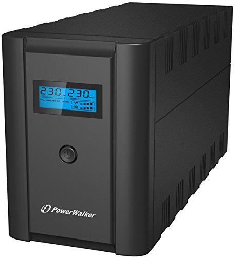 PowerWalker VI 2200 SHL Schuko gruppo di continuità (UPS) 2200 VA 4 presa(e) AC A linea interattiva