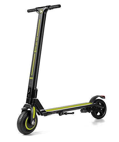Roller Pro rp-urban6vr Monopattino Elettrico, 6.0A, Motore Brushless 250W, Max. velocità di 24km/H, Pieghevole, Include App, Batteria al Litio, Verde, 6.0A