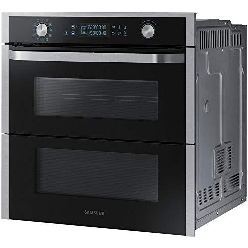 Samsung NV75N7647RS forno Forno elettrico 75 L 1600 W Nero, Acciaio inossidabile A+