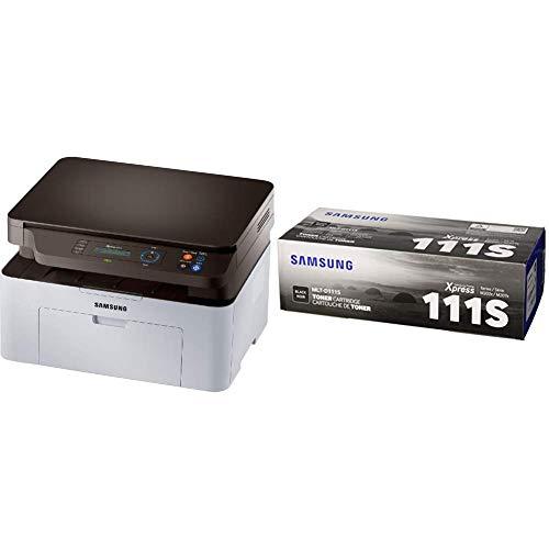 Samsung SL-M2070 Xpress, Stampante multifunzione laser, Bianco/Nero