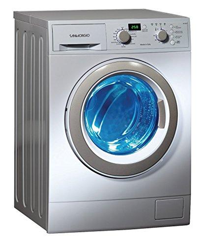 SanGiorgio SEN1012D Libera installazione Carica frontale 10kg 1200Giri/min A+++ Bianco lavatrice