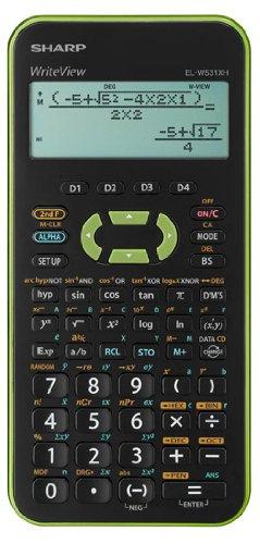 Sharp EL-W531XHGR calcolatrice
