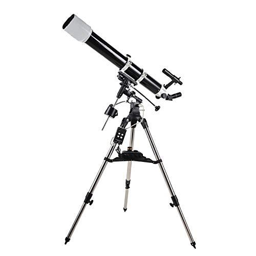 SOAR Telescopio Astronomico Telescopio rifrattore portatile esterno telescopio spaziale monoculare rifrazione osservando le stelle treppiede e montatura equatoriale Regalo perfetto