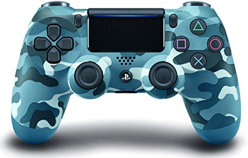 Sony DualShock 4 Gamepad Playstation 4 Blu, Mimetico