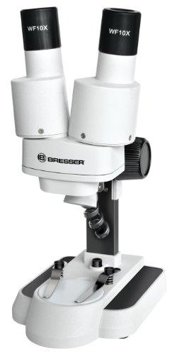 Stereomicroscopio Bresser Junior 20x
