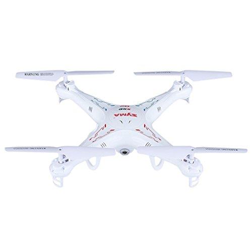 Syma x5 X5C-1 2.4G HD Quadcopter RTF RC elicottero con fotocamera 2.0MP