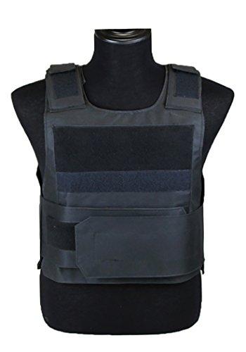 ThreeH Gilet tattico Protettivo Esterno Gilet da Allenamento Militare Equipaggiamento per la Sicurezza SA0401B