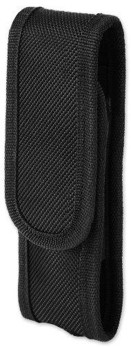 Trailite TL-NH101 - Custodia in nylon resistente per torcia, 170 mm, con chiusura a bottone automatico