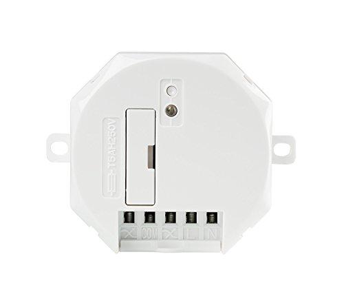 Trust Smart Home ASUN-650 Interruttore per Tende da Sole, Bianco