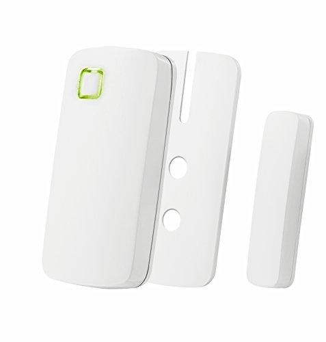 Trust ZCTS-808 Sensore di Contatto ZigBee, Bianco