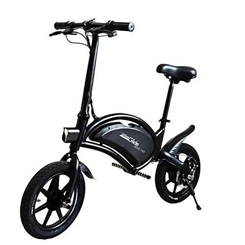 UrbanGlide Bike 140 - Monopattino Elettrico da Adulto, Unisex, Colore: Nero