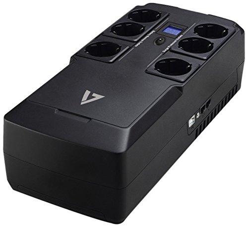V7 UPS1DT750-1E ups da 750 VA Desktop