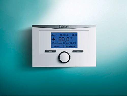 Vaillant 20124485 – Termostato calormatic 350f, a onde radio, con tecnologia e-bus