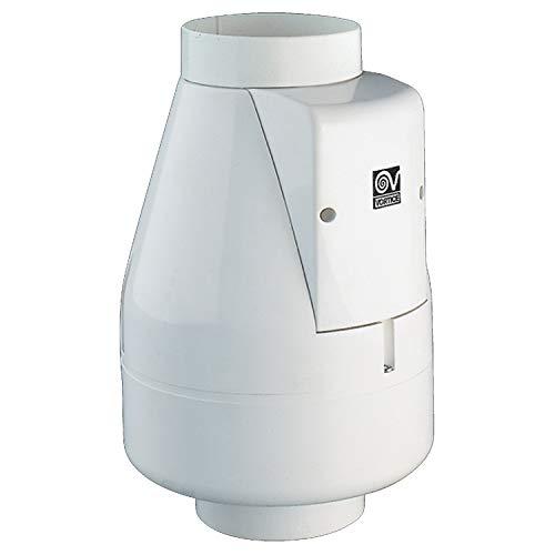Vortice 10904 Aspiratore centrifugo per Cappa Cucina, Bianco