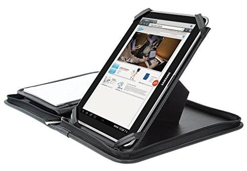 Wedo Organizer A5 Elegance per Apple iPad, Nero