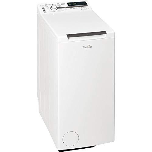 Whirlpool TDLR 7221 lavatrice Libera installazione Caricamento dall'alto Bianco 7 kg 1200 Giri/min A+++, Senza installazione