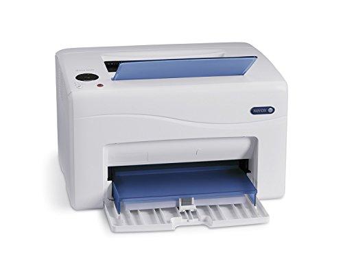 Xerox Phaser 6020V_Bi Stampante Laser, Grigio/Blu