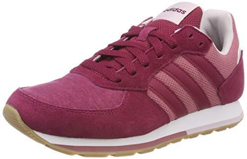 adidas 8K, Scarpe da Ginnastica Basse Donna, Rosa (Pink B43788), 38 EU