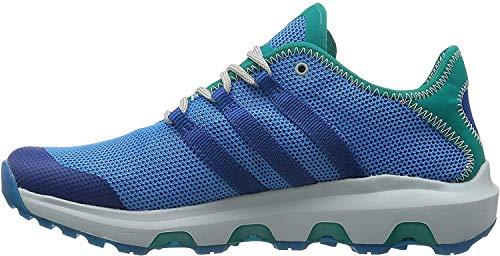 adidas Climacool Voyager, Scarpe da Fitness Unisex-Adulto, Blu Verde Azuimp Eqtazu Eqtver, 44 2/3 EU