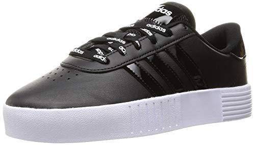 adidas Court Bold, Scarpe da Ginnastica Donna, Core Black/Core Black/Ftwr White, 38 EU